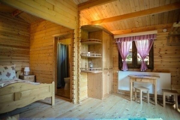 Firtos - szigetelt faház